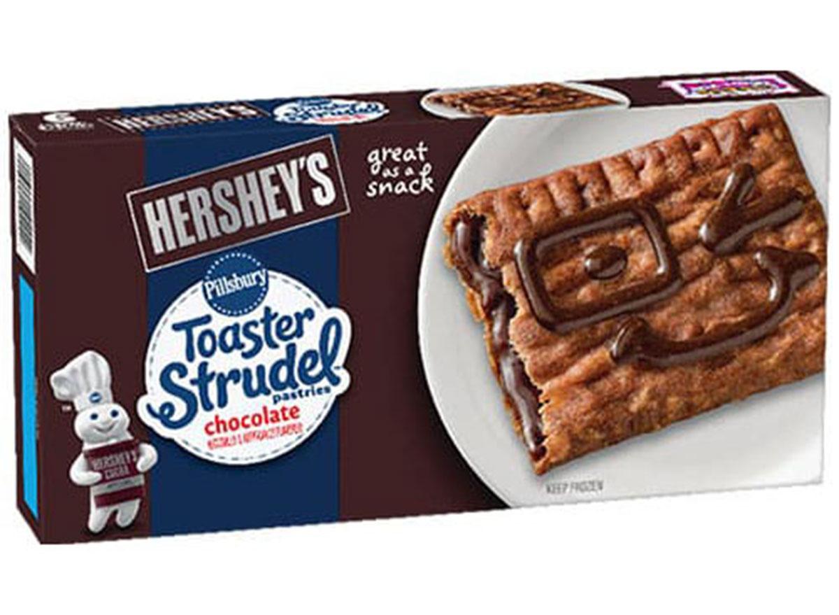 pillsbury toaster chocolate strudel
