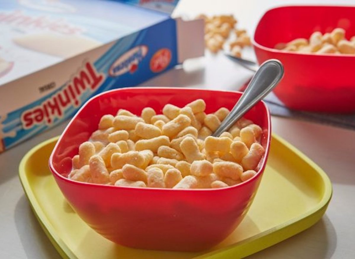 hostess twinkies cereal