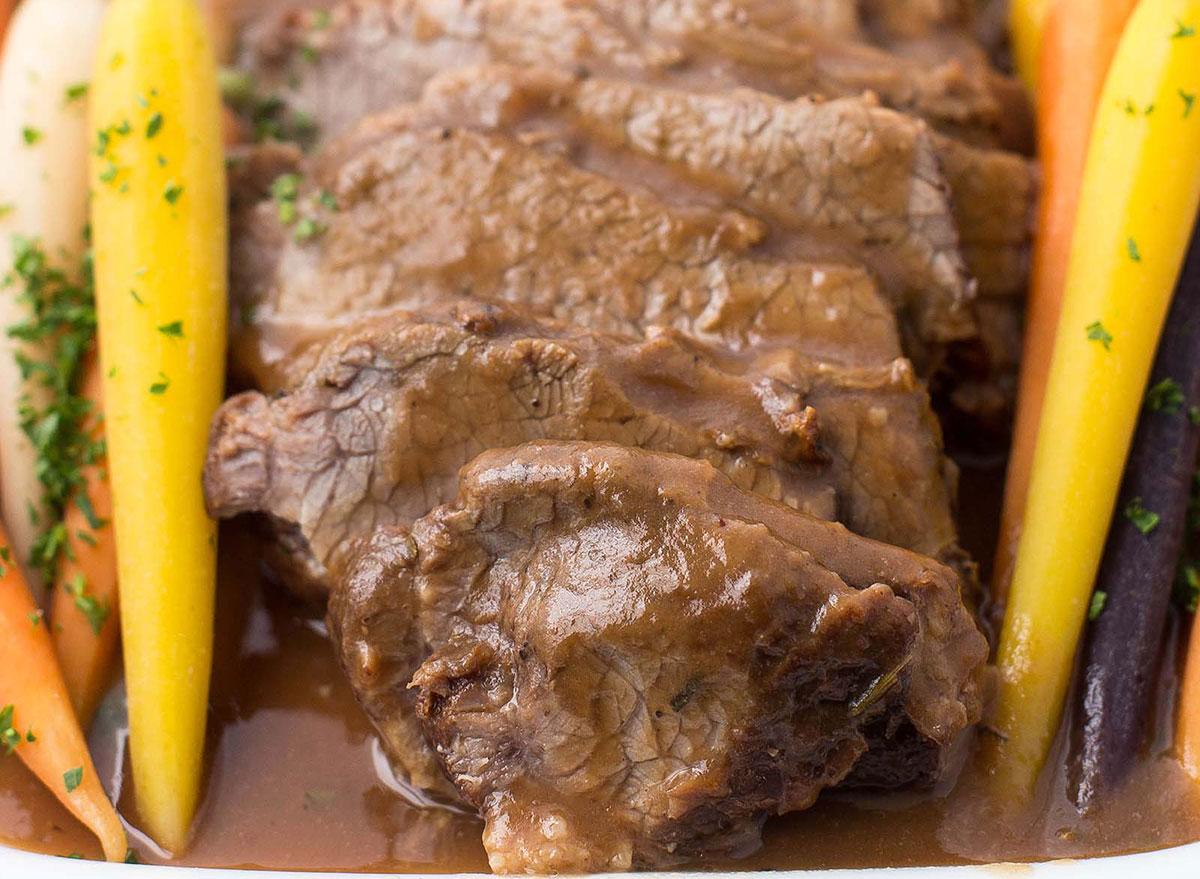 pressure cooker beef brisket