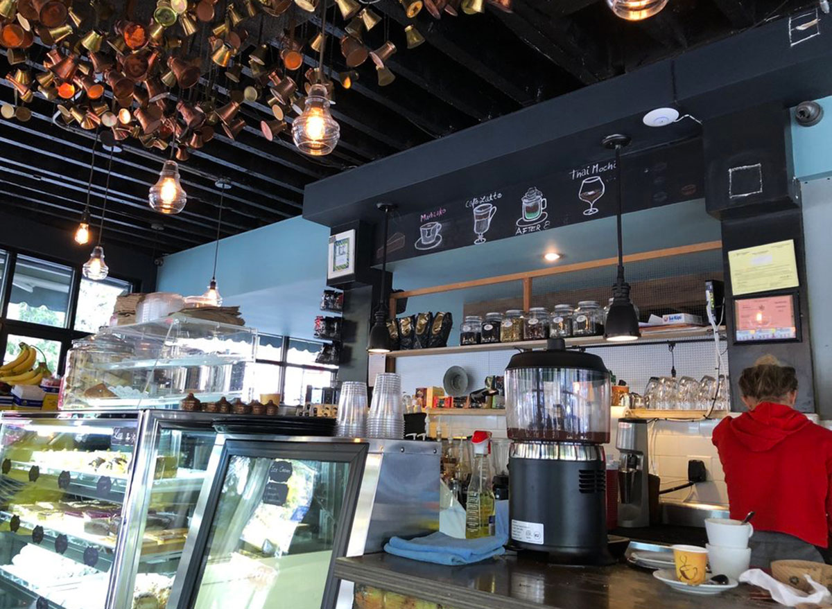 prince coffee shop in the bronx