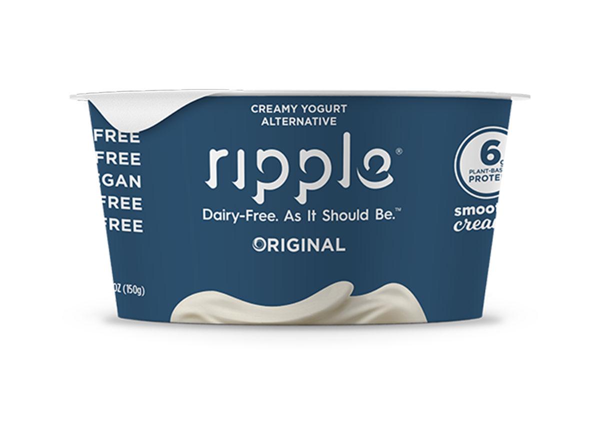 ripple foods plant based yogurt alternatives