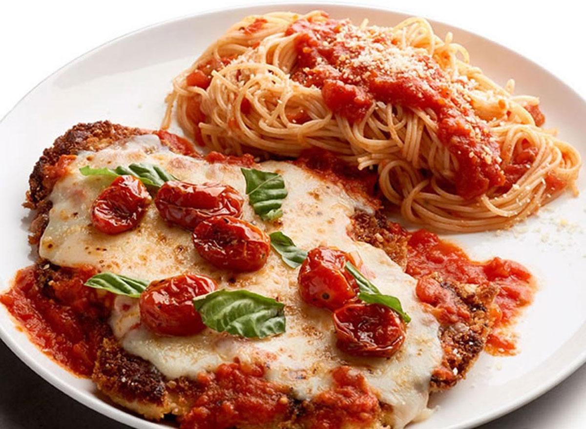 romanos macaroni grill chicken parmesan