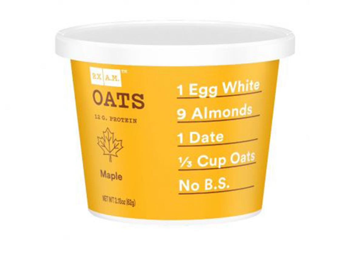 rx oats maple