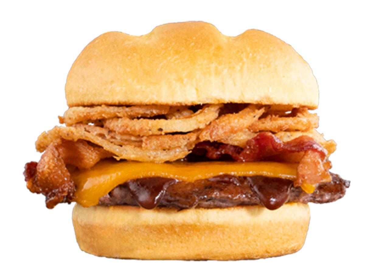 smashburger big bbq bacon cheddar burger