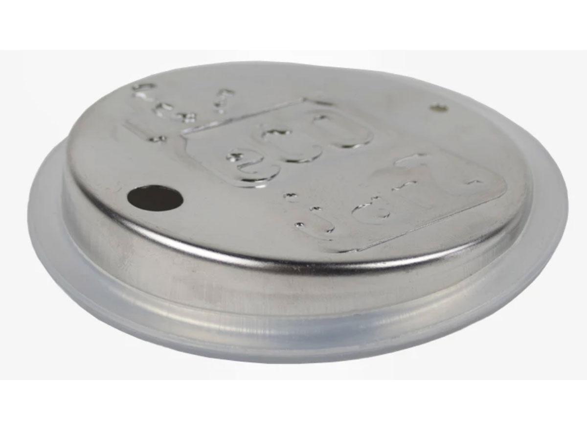 stainless steel reusable drink lid plastic alternative