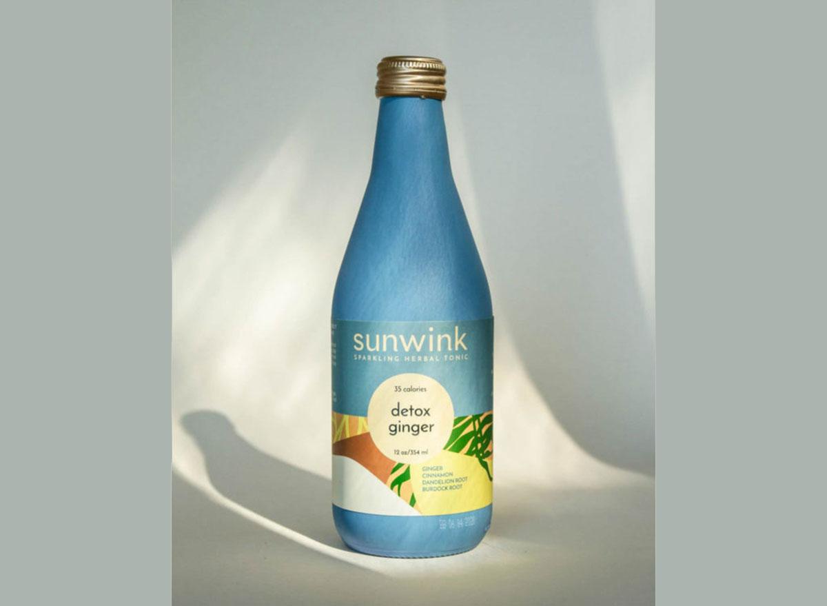 sunwink sparkling herbal tonic