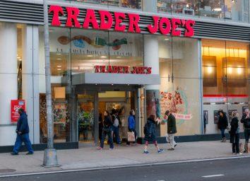 trader joes new york storefront