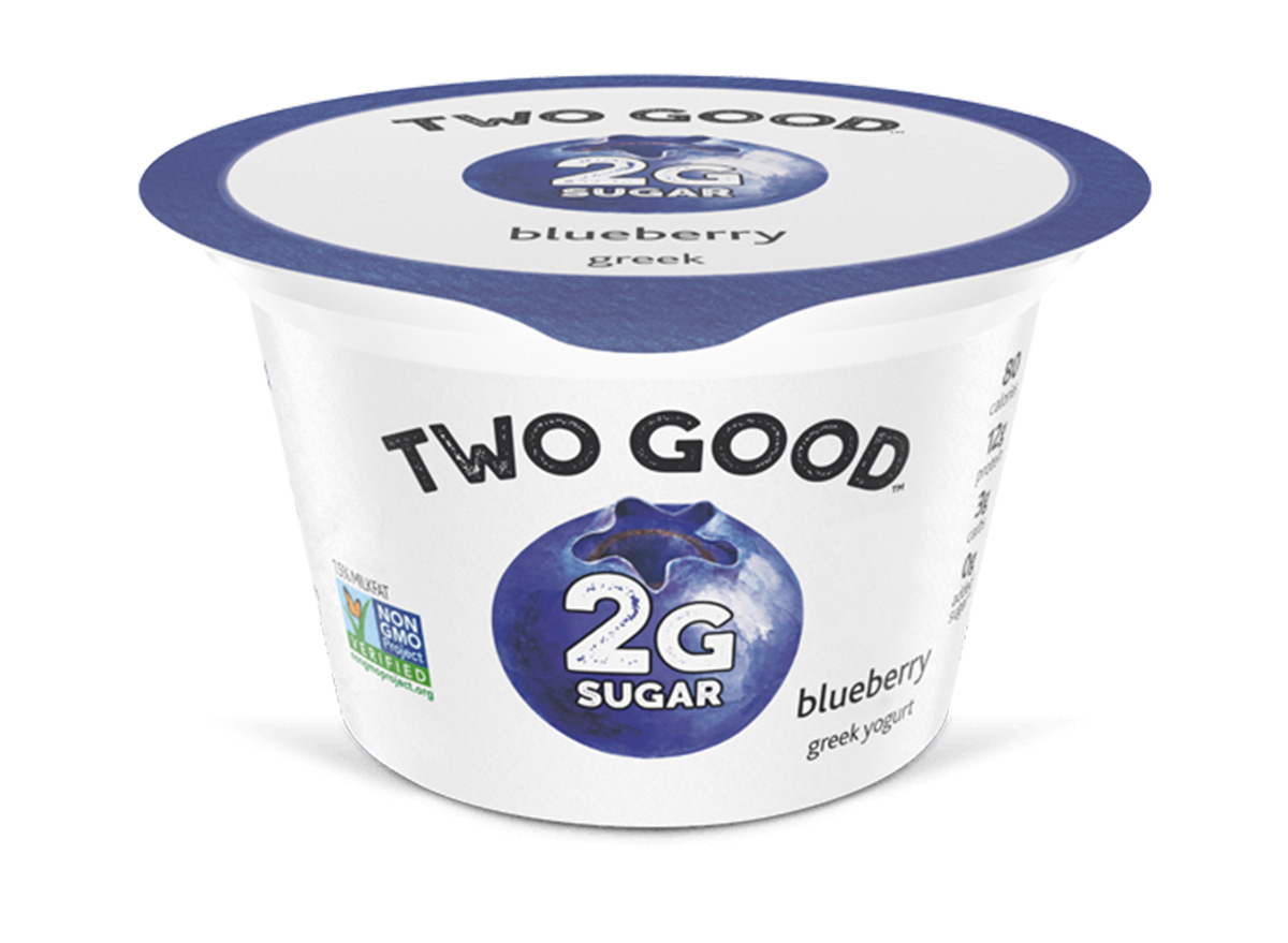 two good yogurt blueberry