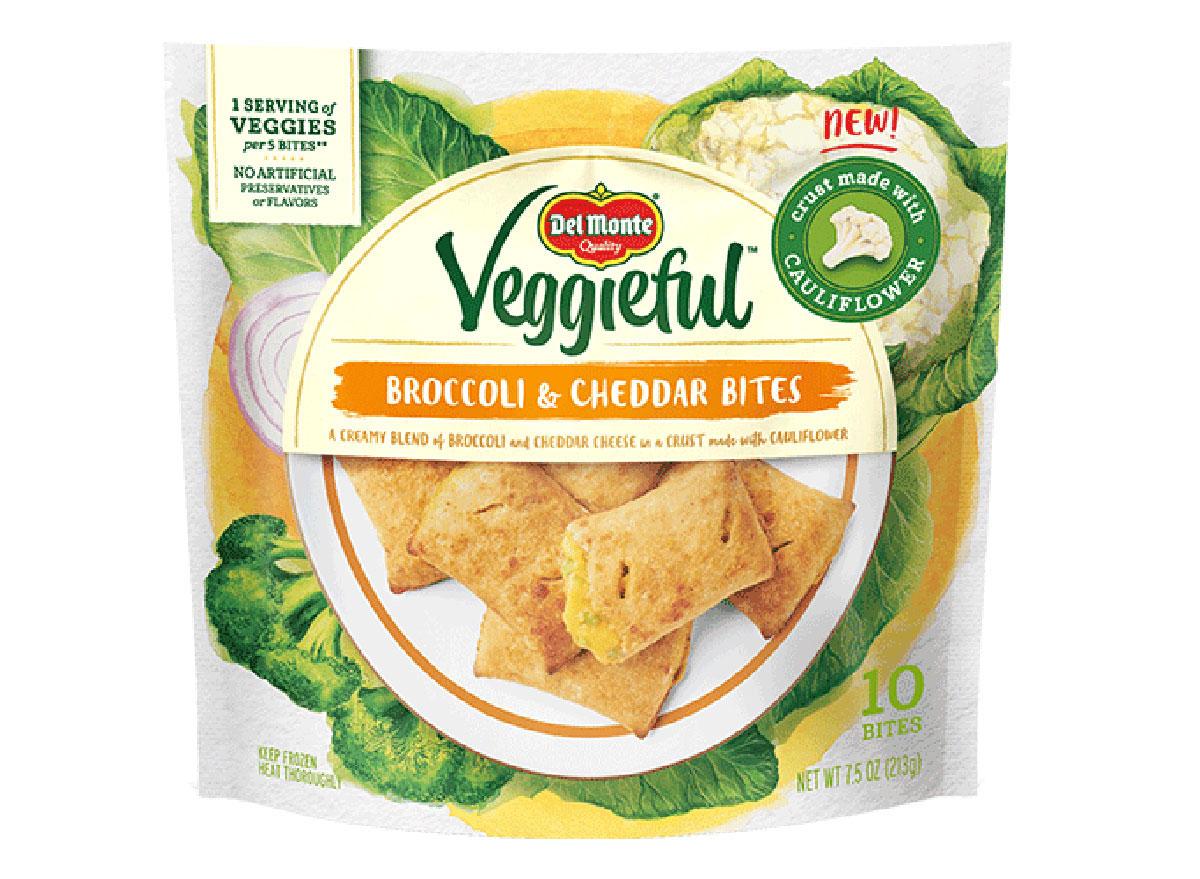 veggieful broccoli cheddar bites
