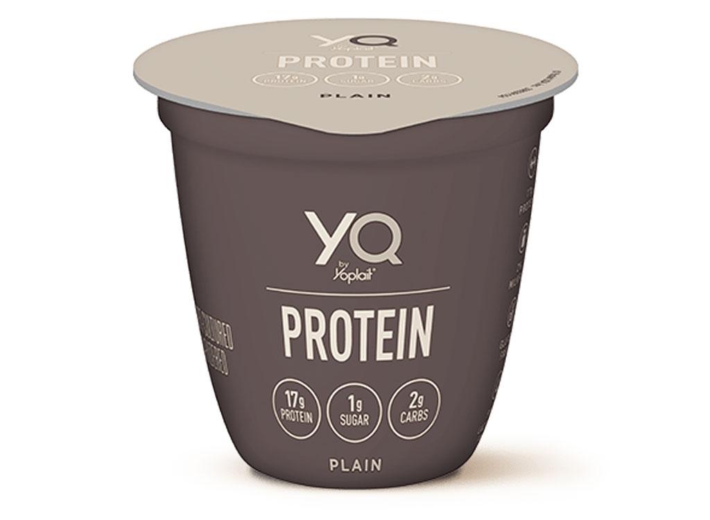 YQ plain yogurt by yoplait