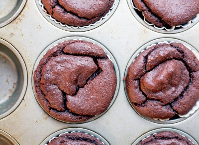 Healthy Dessert Chocolate Cakes