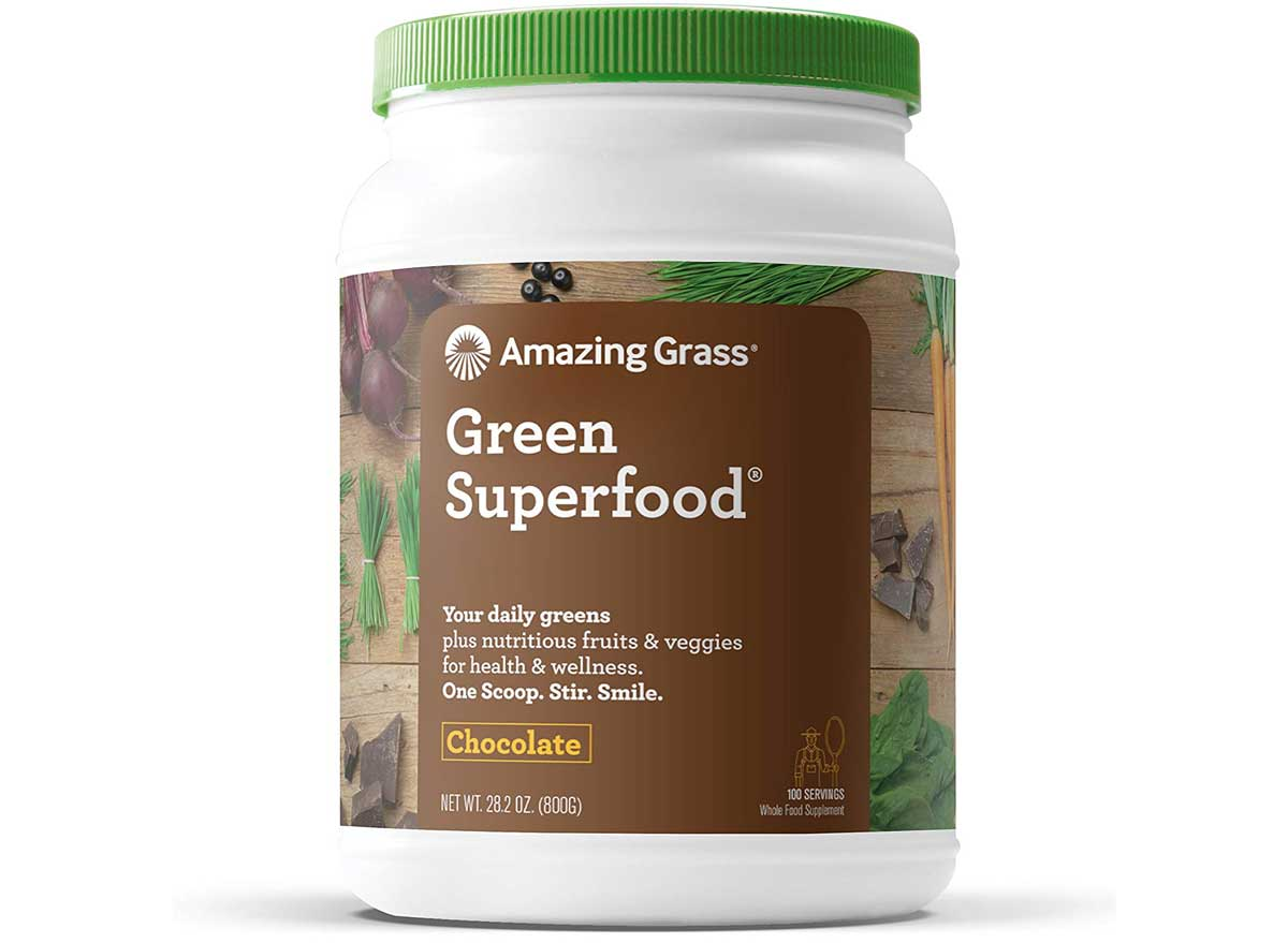 Amazing Grass Green Superfood in Chocolate