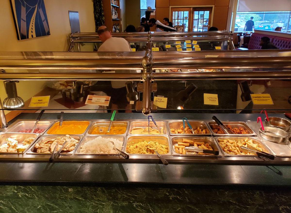 amber indian cuisine wisconsin buffet
