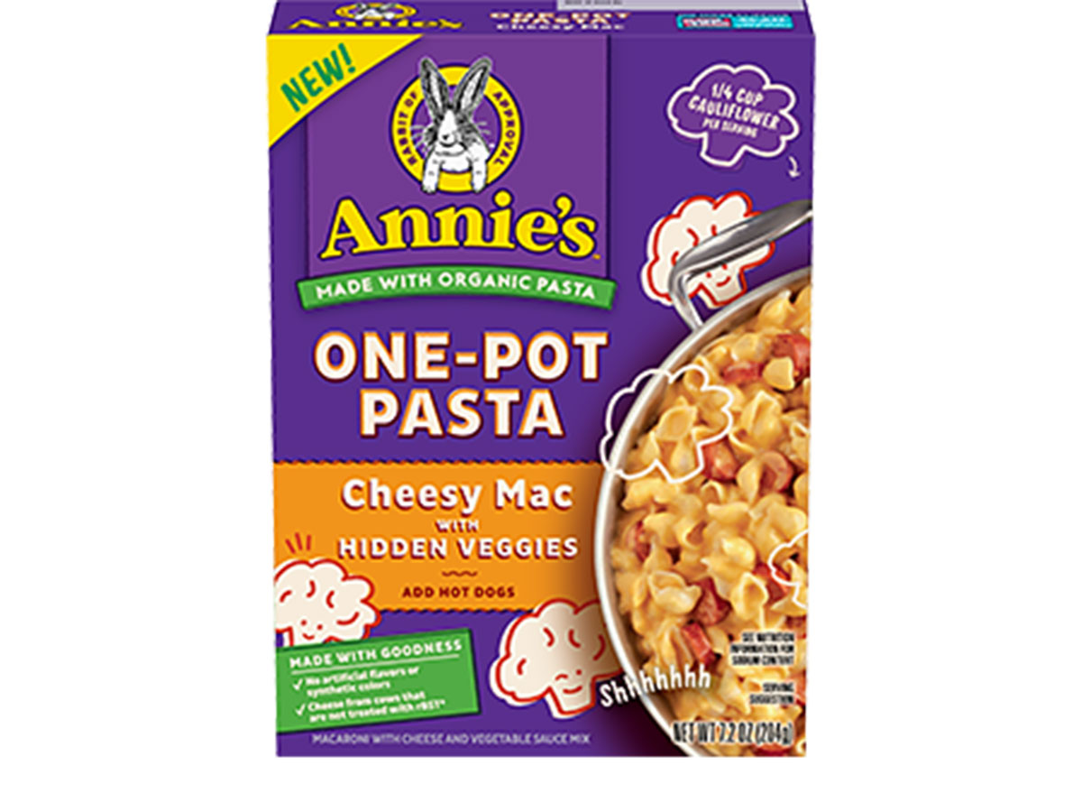 annies one pot pasta