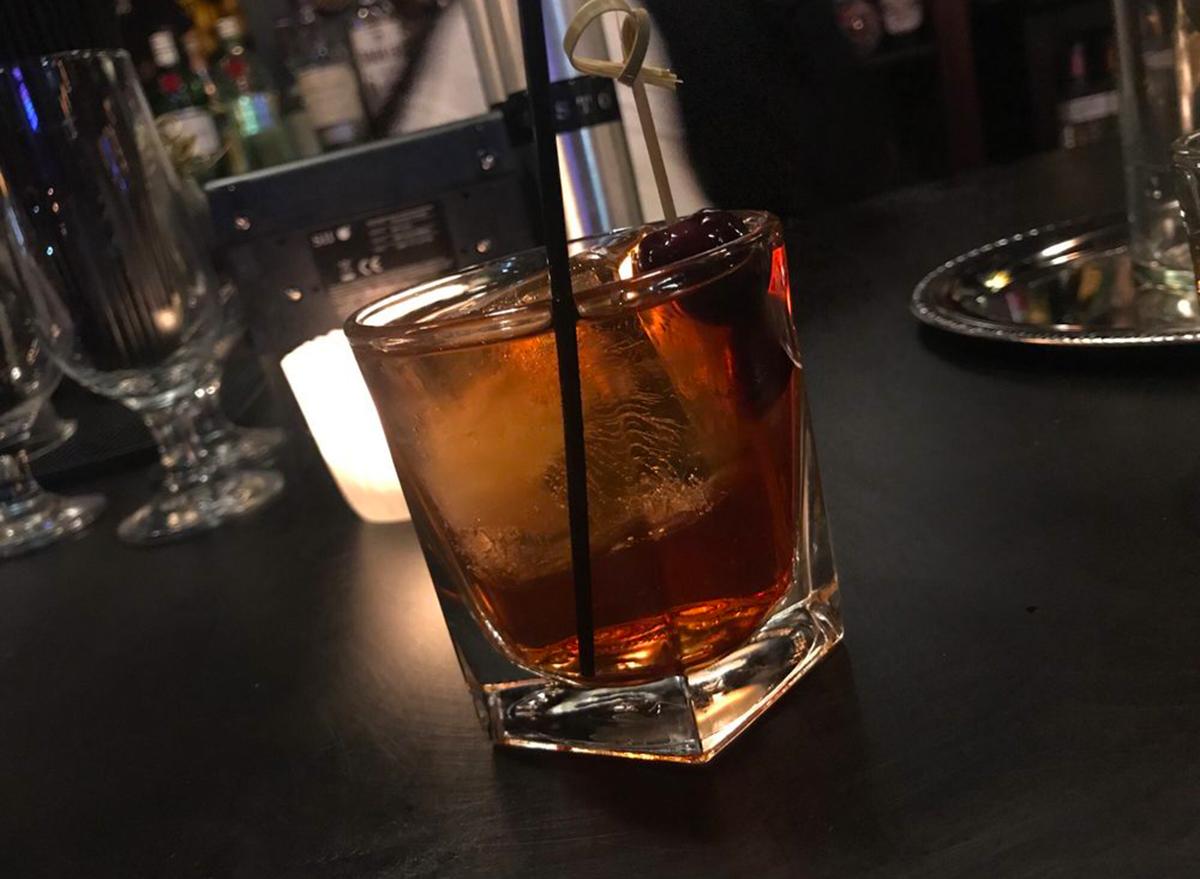 arkansas cocktail bar lounge
