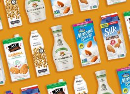 Best almond milk brands