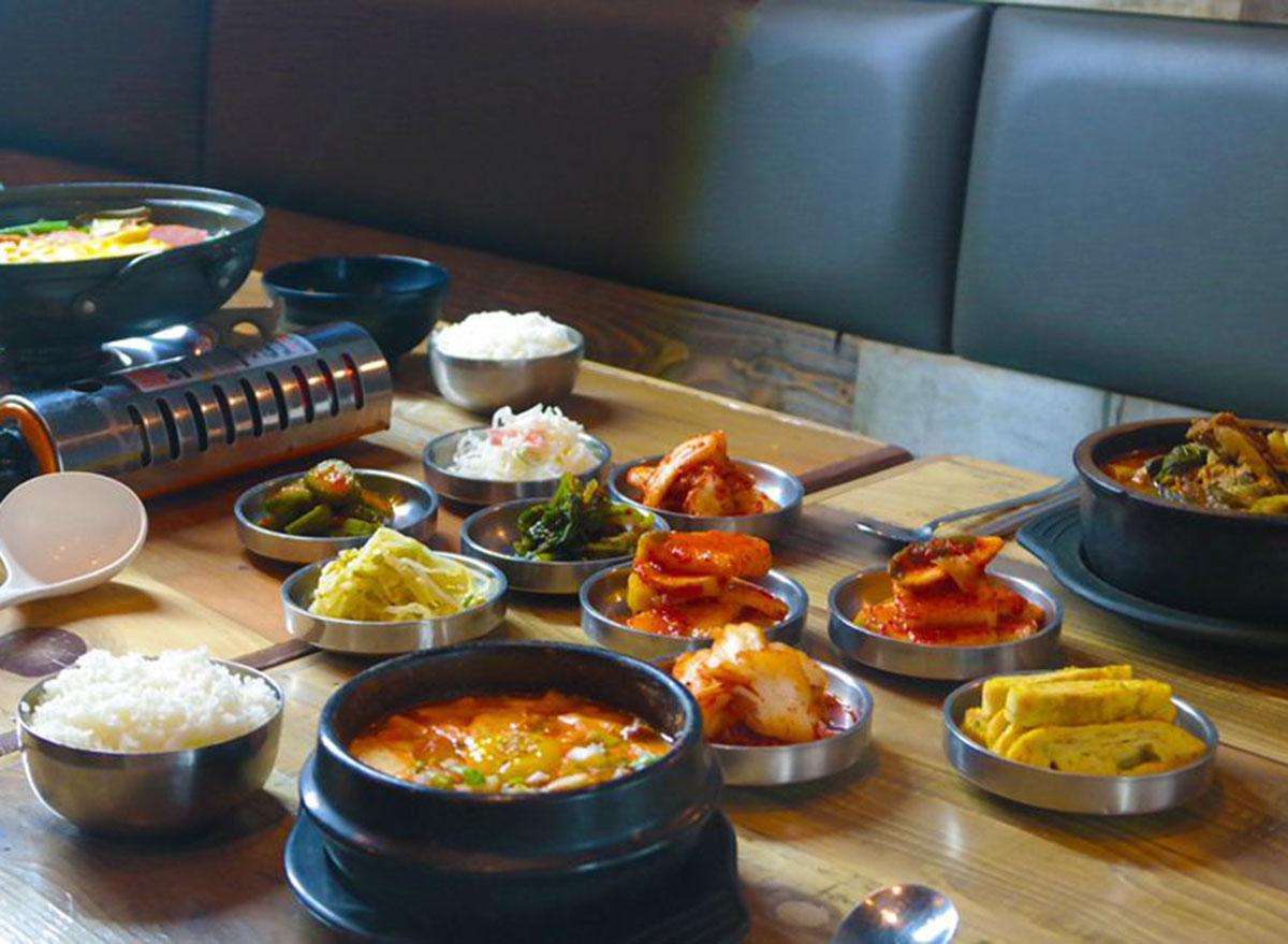 bts korean buffet restaurant nevada buffet