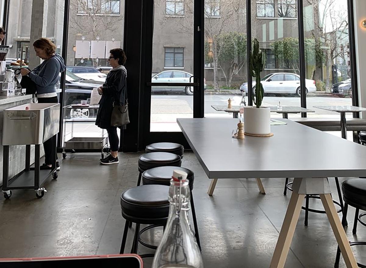 cafe reveille in berkeley