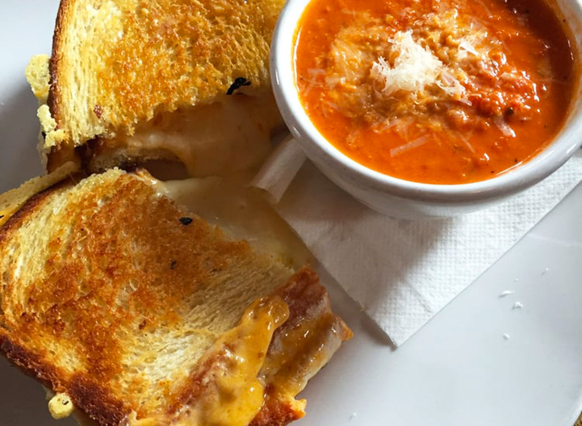 canteen taphouse tavern colorado grilled cheese