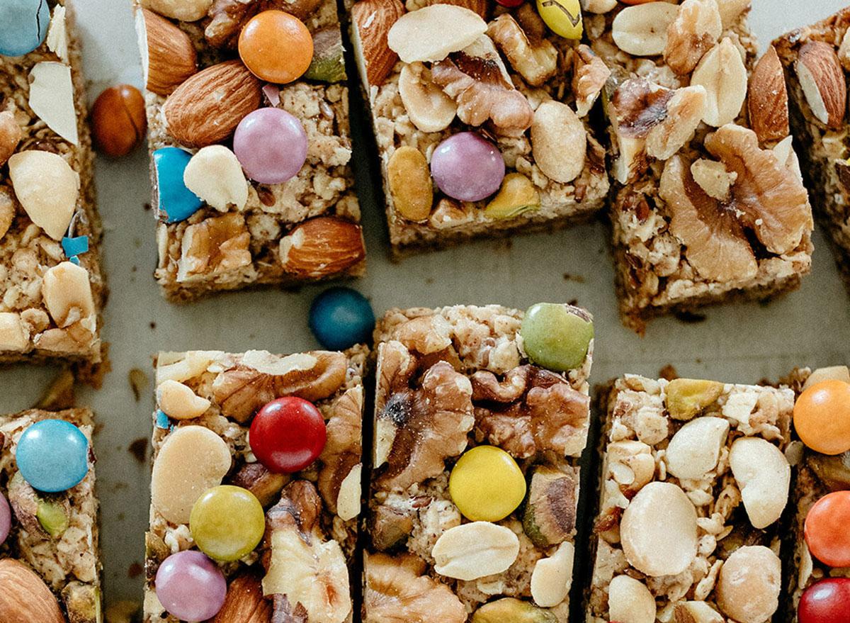 choose your own adventure granola bars