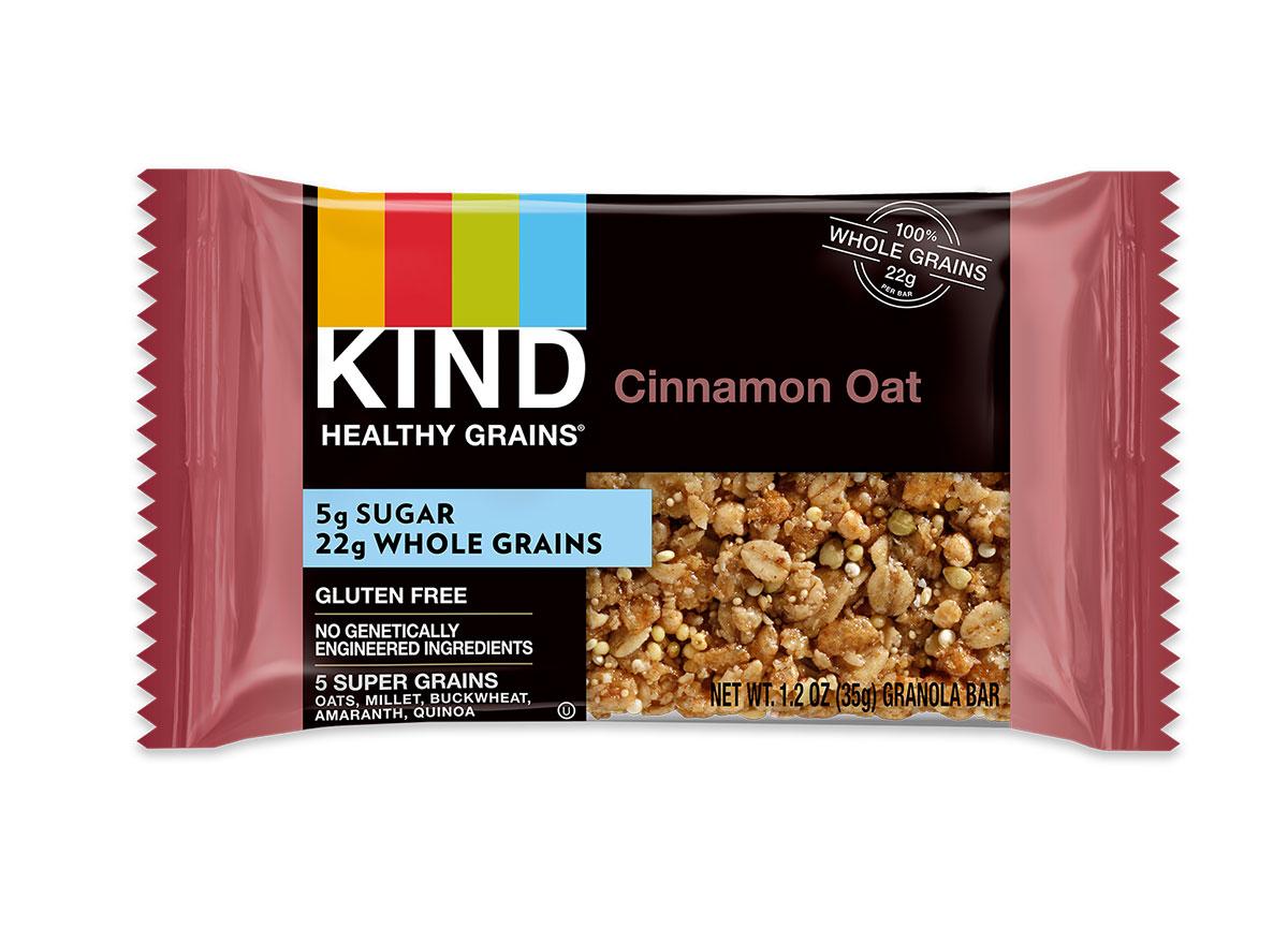kind bar cinnamon oat