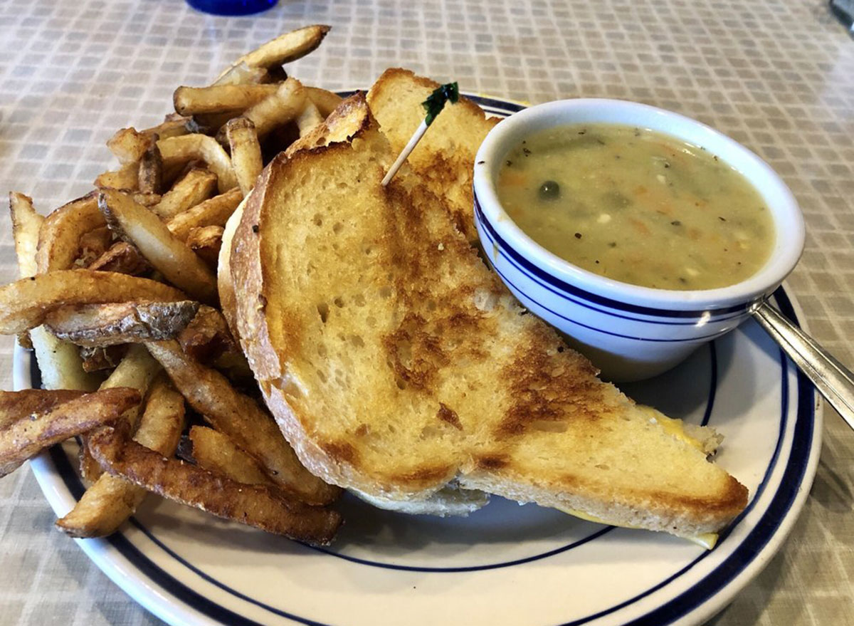 comet cafe wisconsin grilled cheese