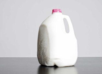 conventional dairy milk