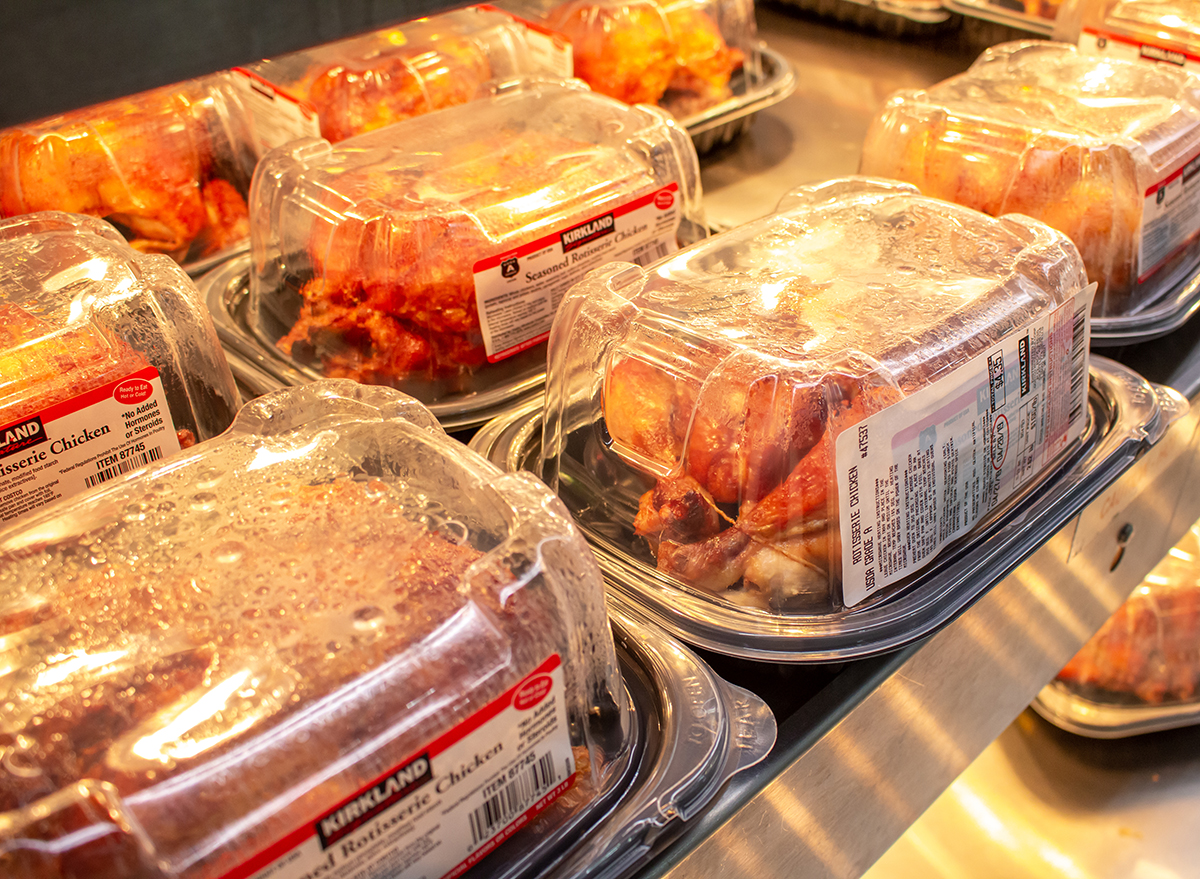 costco rotisserie chicken packages