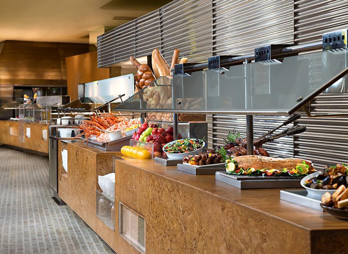 cravings buffet in las vegas