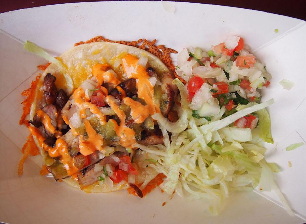 evelyn taco colorado