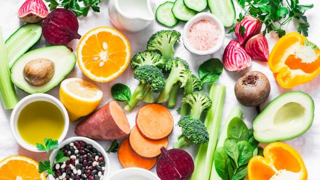 These fruits vegetables and legumes are foods that naturally increase collagen production for healthy skin nails joints