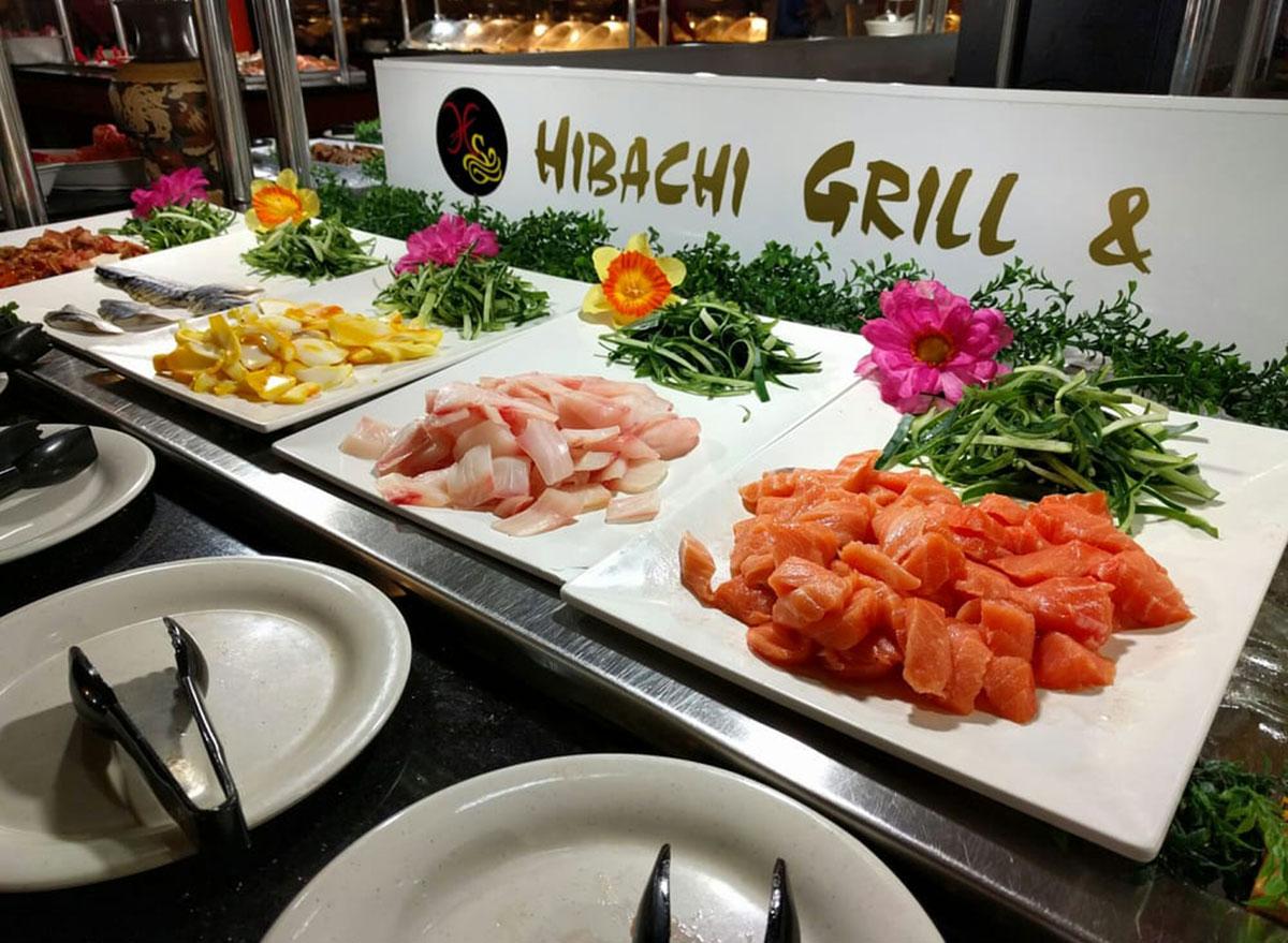 hibachi grill supreme and sushi buffet delaware