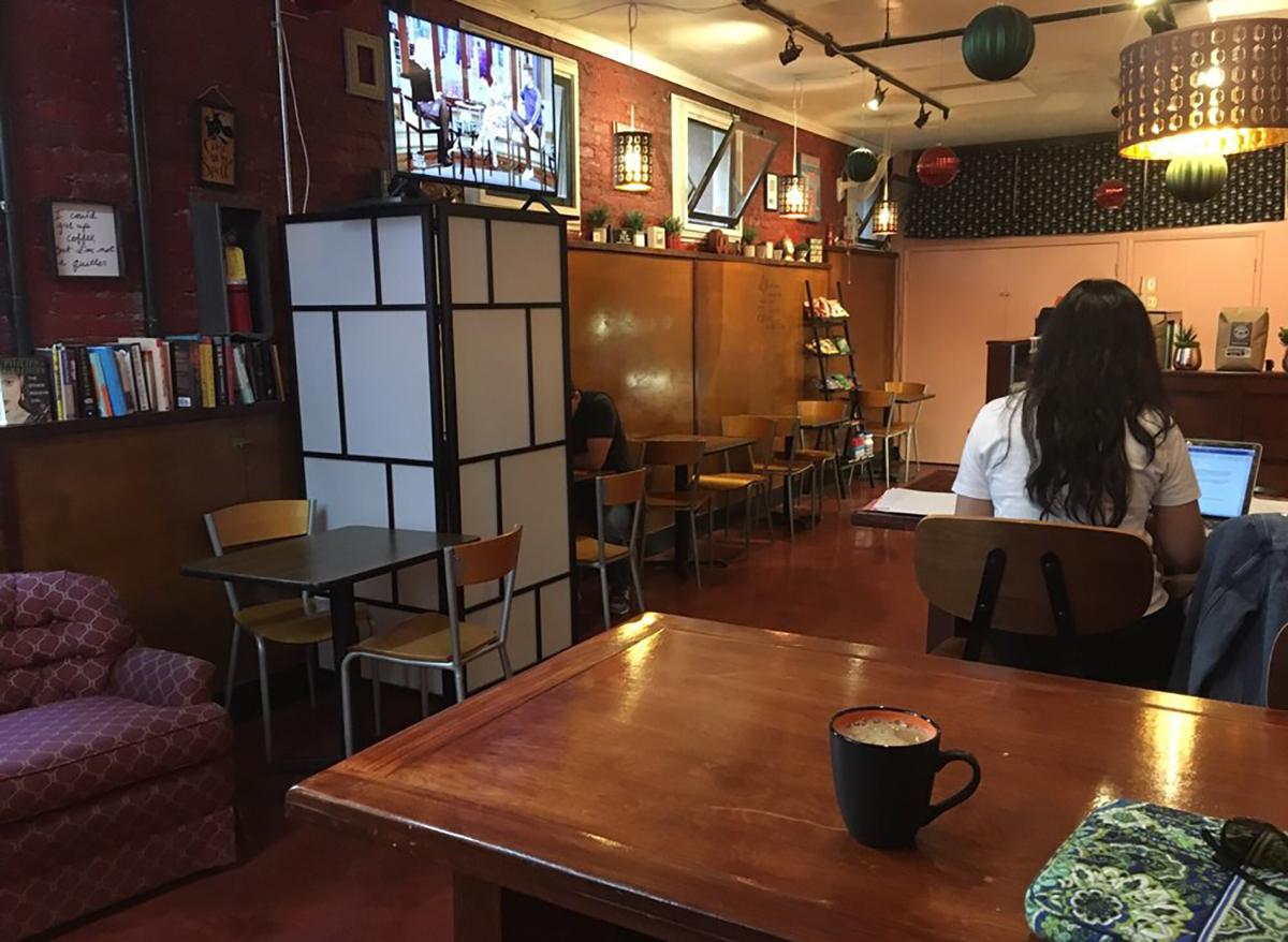 hideaway cafe in san francisco