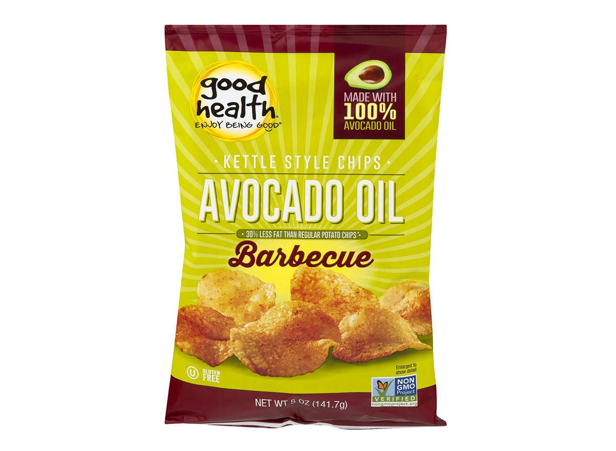 kettle style chips avocado oil