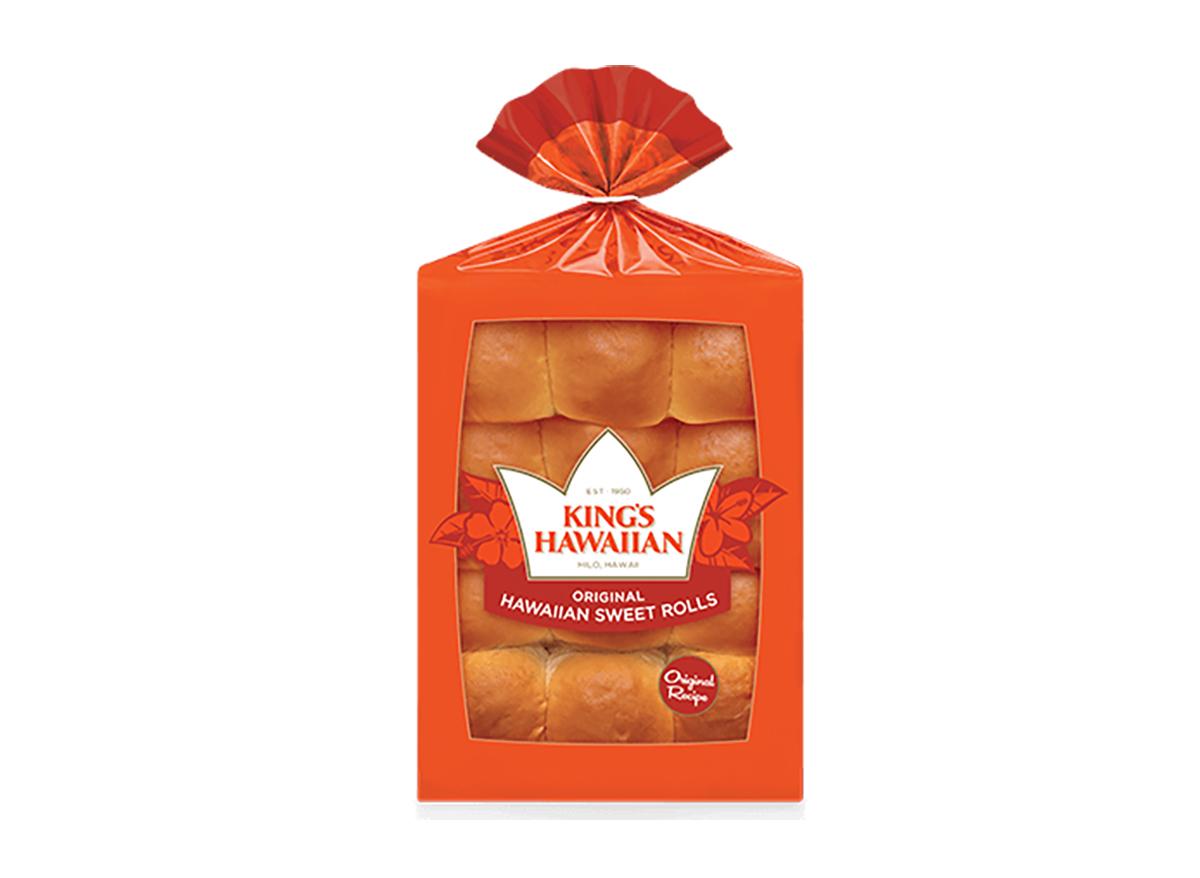 bag of kings hawaiian rolls