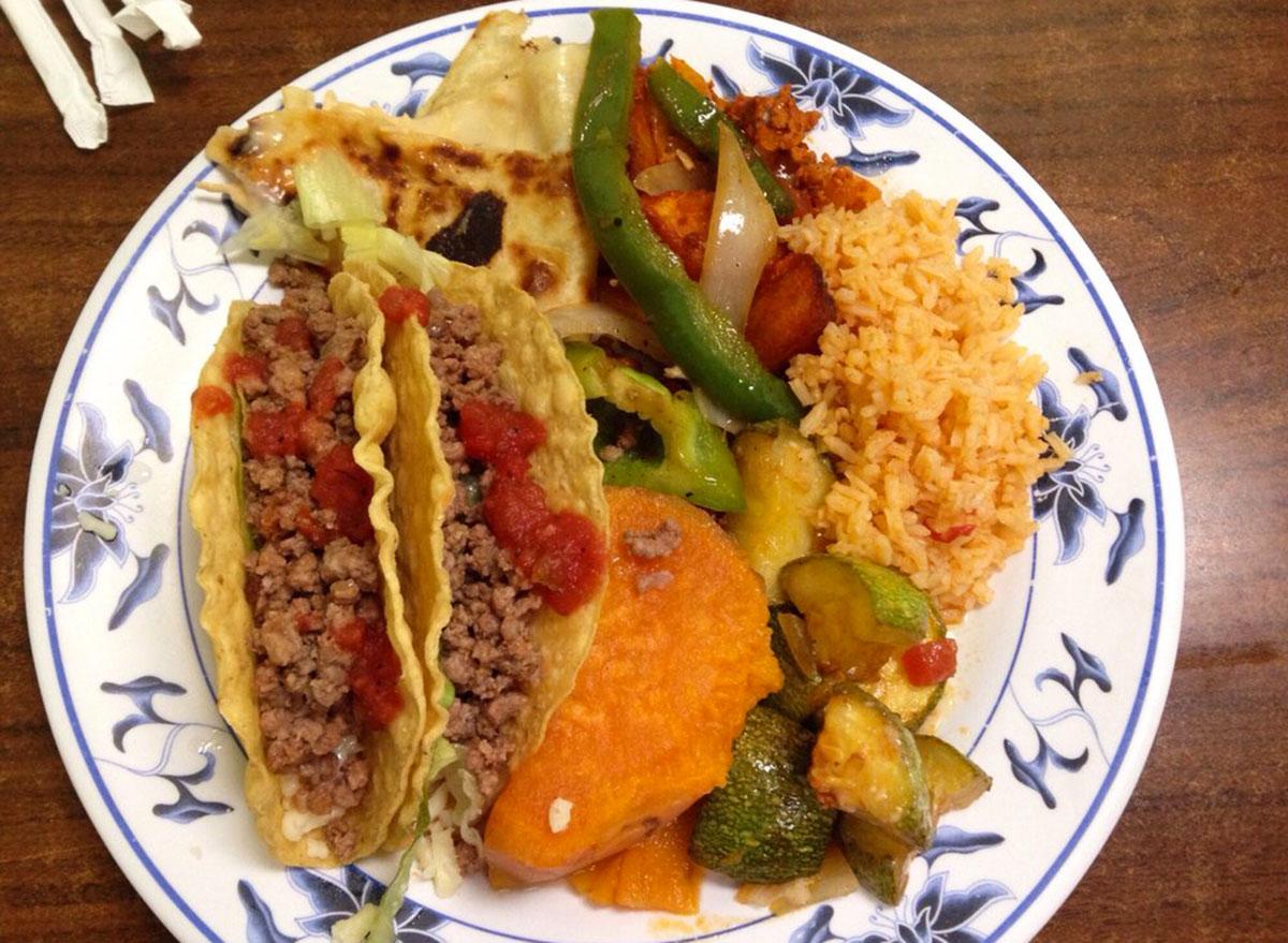 la nacional mexican buffet georgia