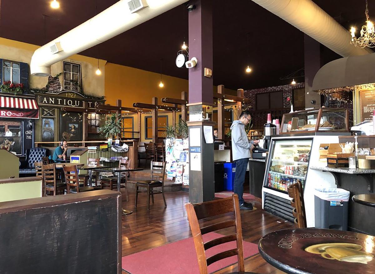 la promenade cafe in san francisco