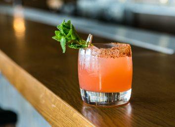 love child mezcal cocktail
