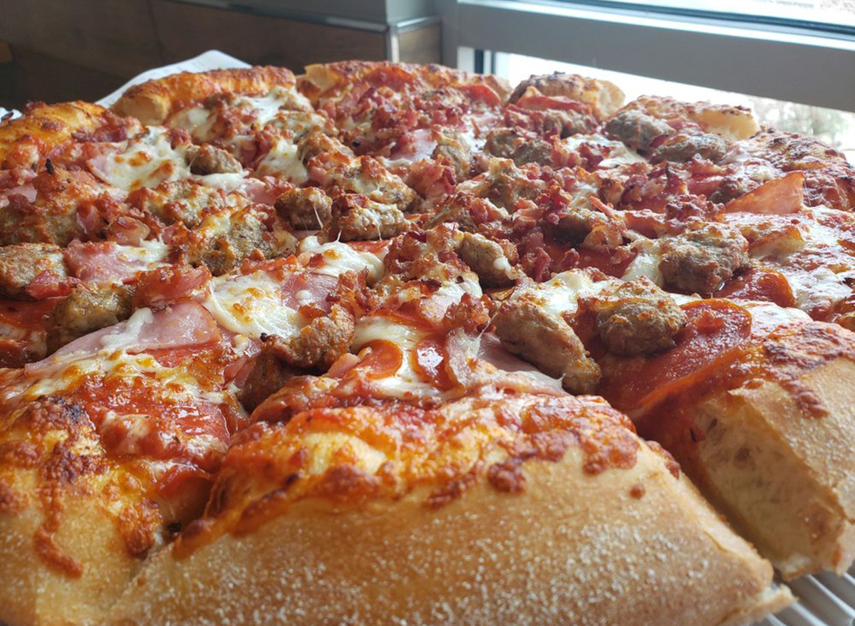 marcos pizza meat pizza