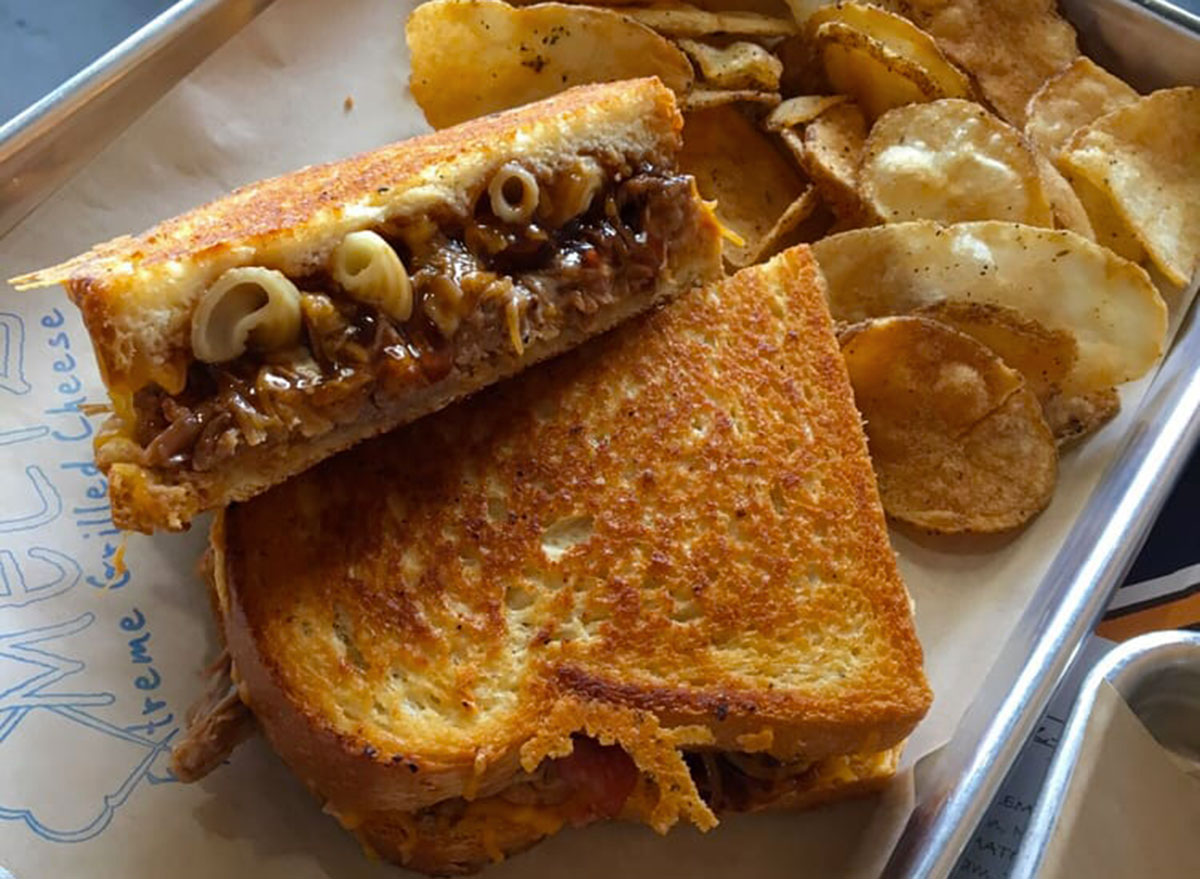 meltz extreme grilled cheese indiana