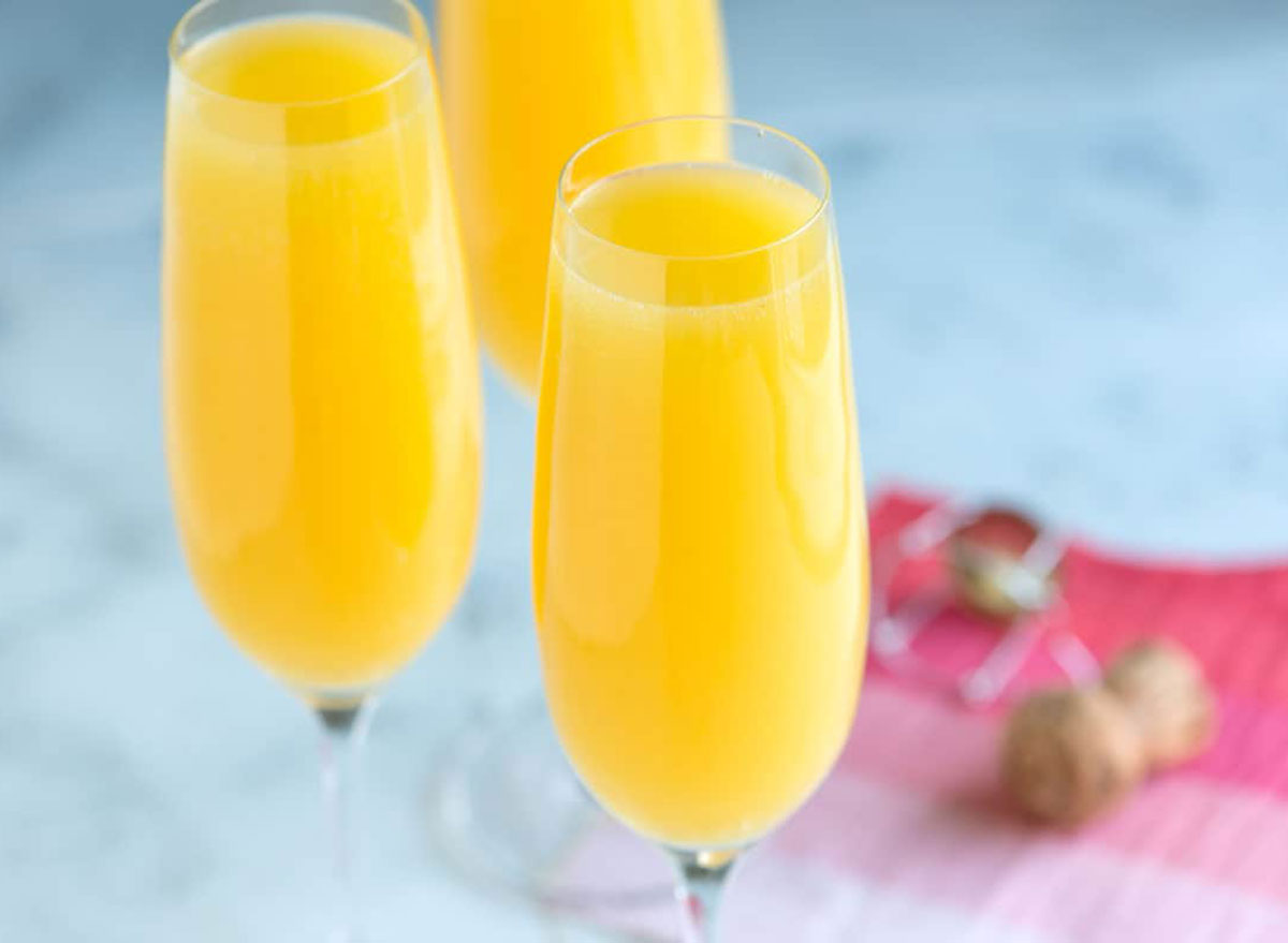 mimosa cocktail recipe