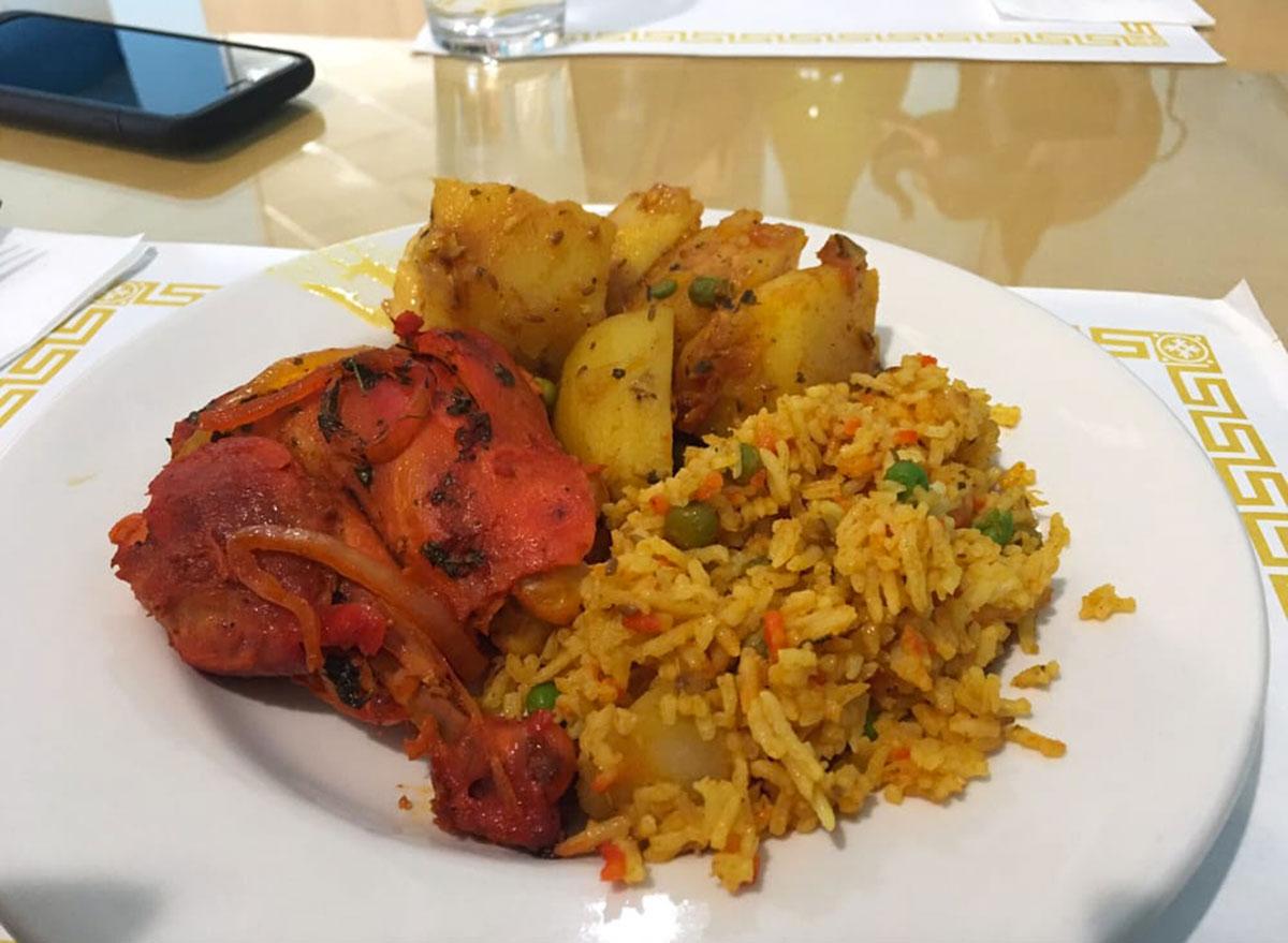nandini indian cuisine arizona buffet