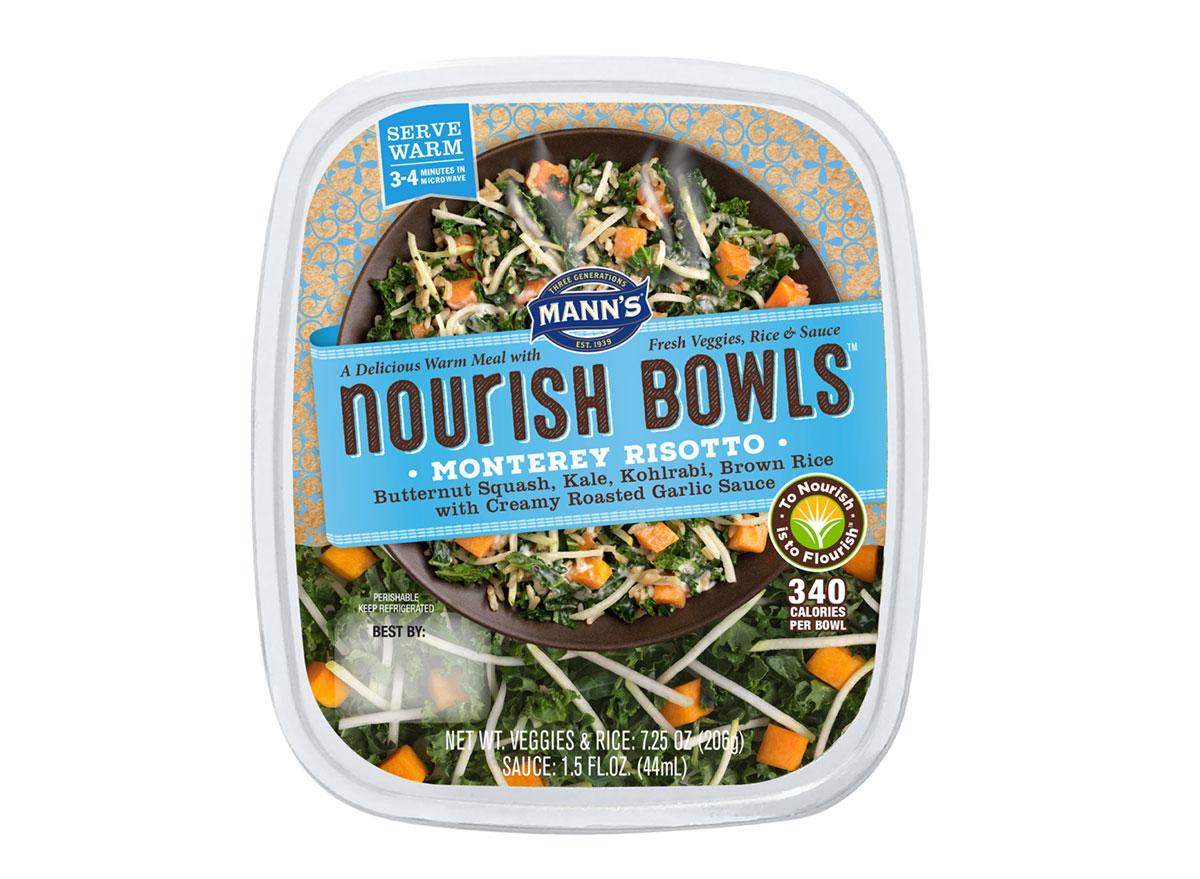 nourish bowls monterey risotto