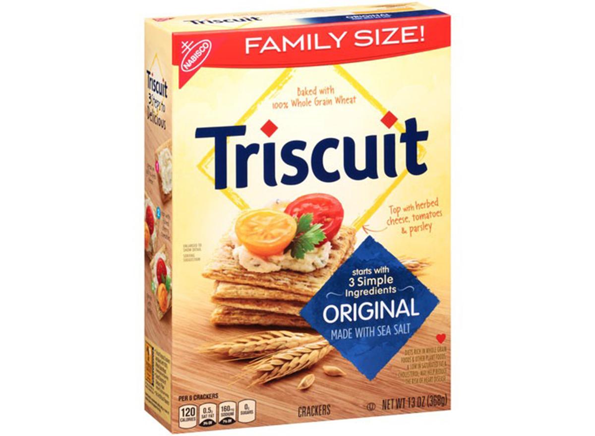 original triscuit