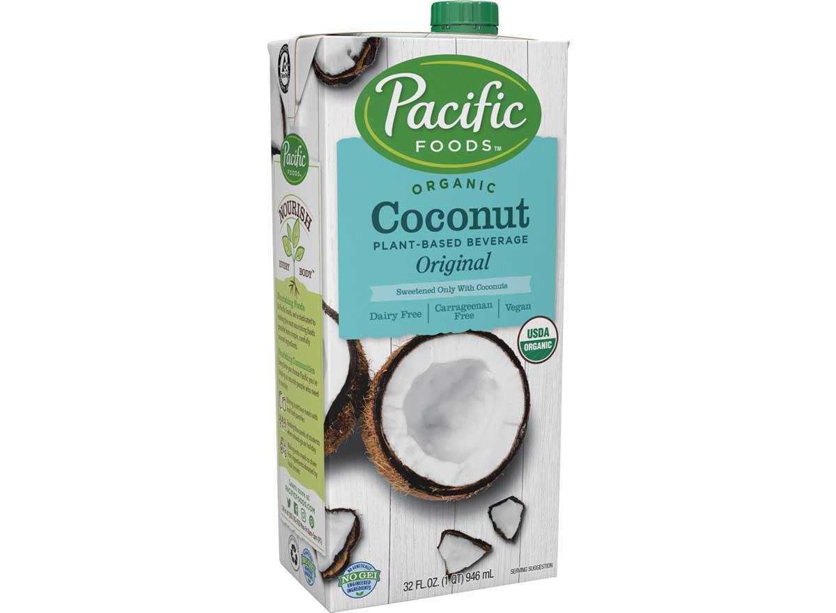 Pacific Foods Organic Coconut Milk, Original