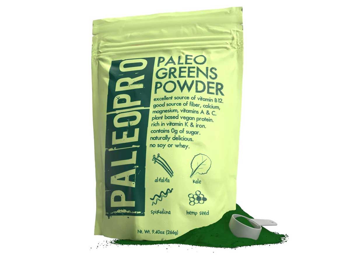 PaleoPro Paleo Greens Powder