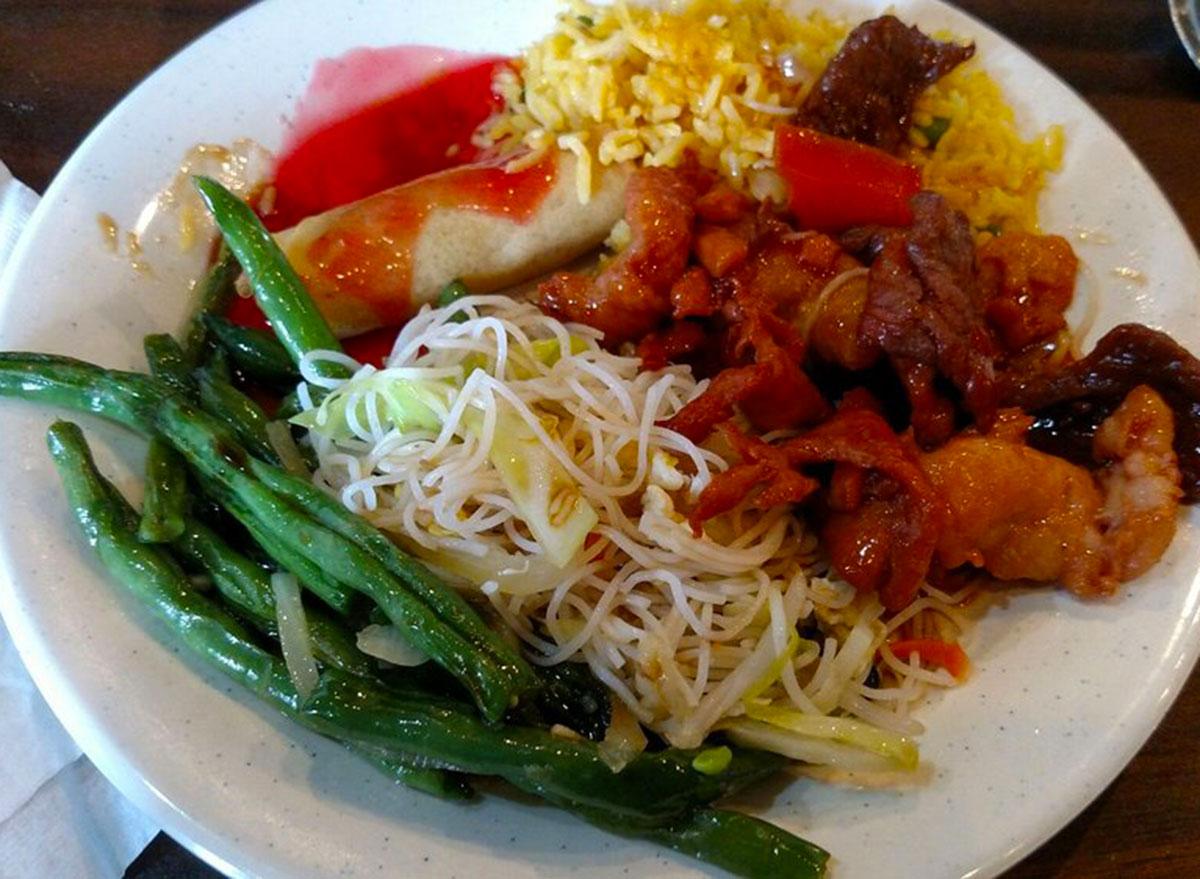 panda chinese restaurant montana buffet