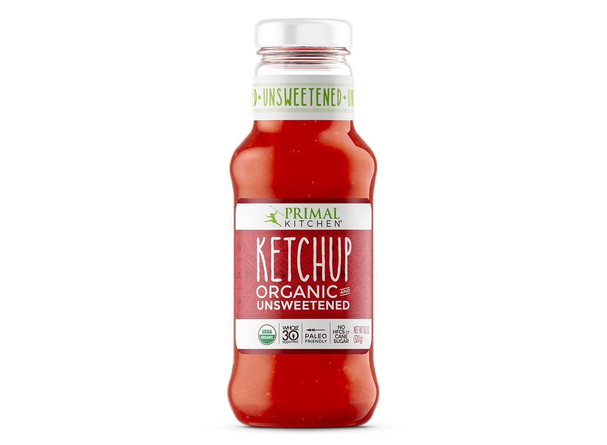 unsweetened ketchup organic primal kitchen
