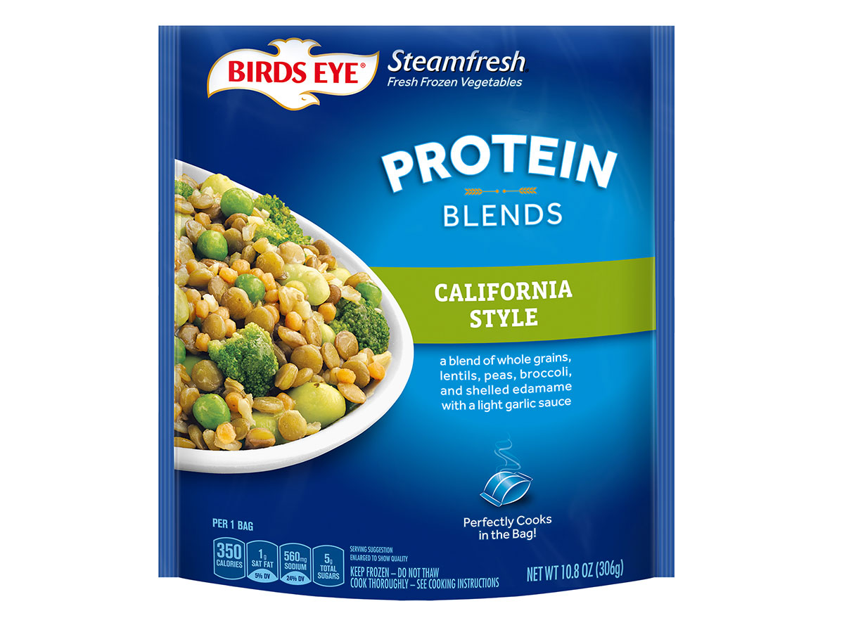 protein blends california style