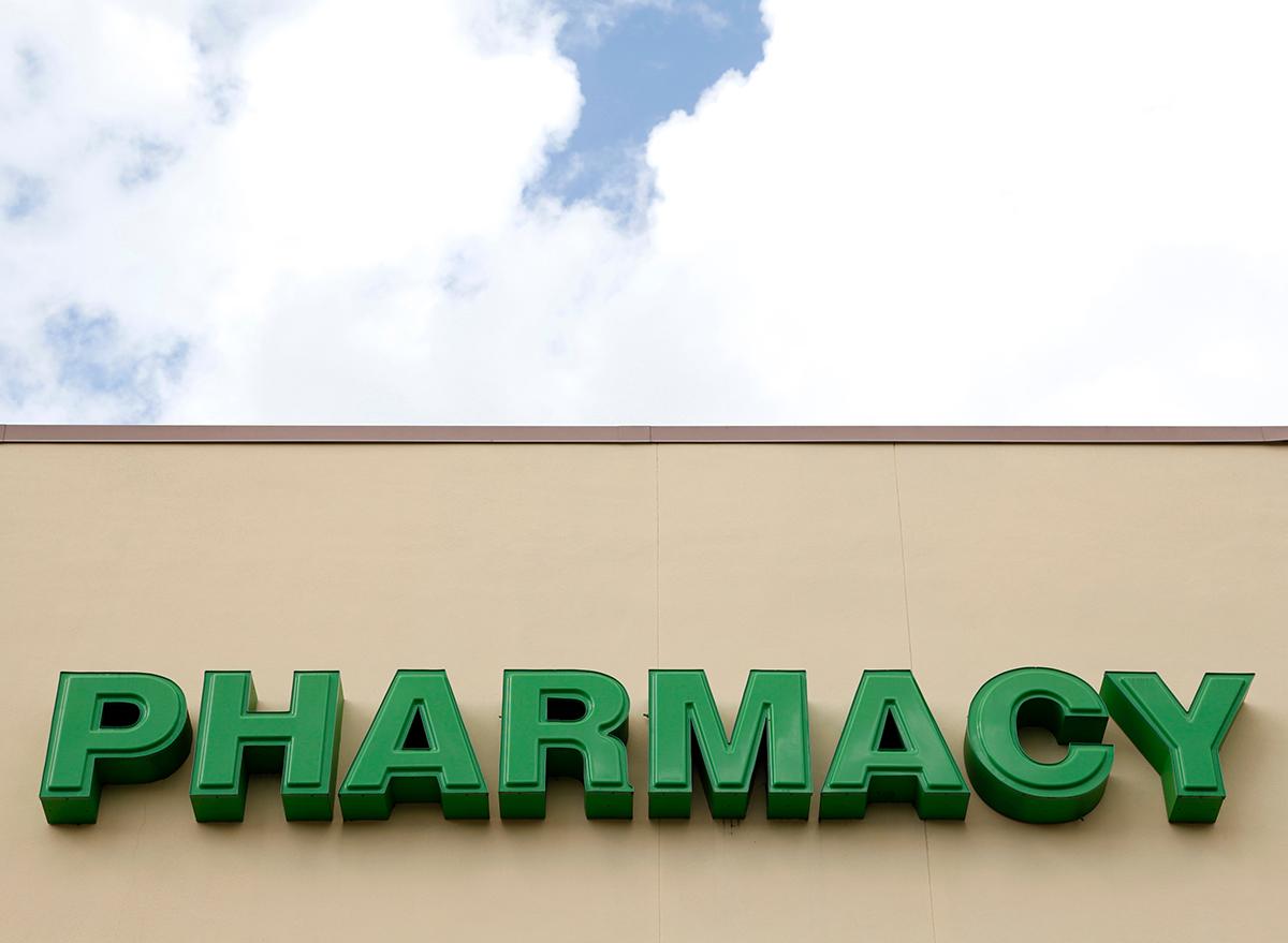 publix pharmacy sign